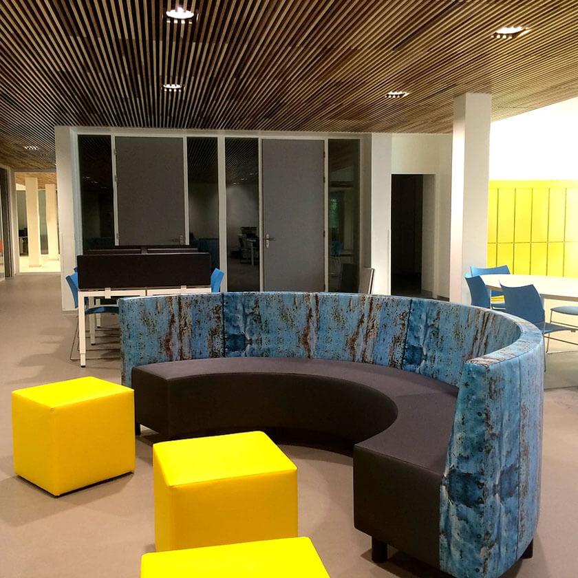 Ronde Design Banken.Ronde Banken Brafour